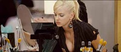WARNER BROS. - THE MALL BUNNY: Anna Faris in Observe and Report.