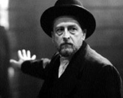HUGO GLENDINNING - THE MERCHANT OF VENICE Ian Bartholomew stars - as Shylock in Royal Shakespeare Company - production