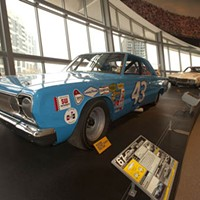 THE MONEY PIT: The NASCAR Hall of Fame