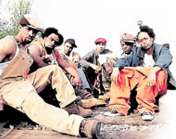 The Nappy Roots' hip-hop remains on track