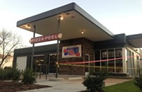 The new Pizza Peel opens today in Plaza Midwood