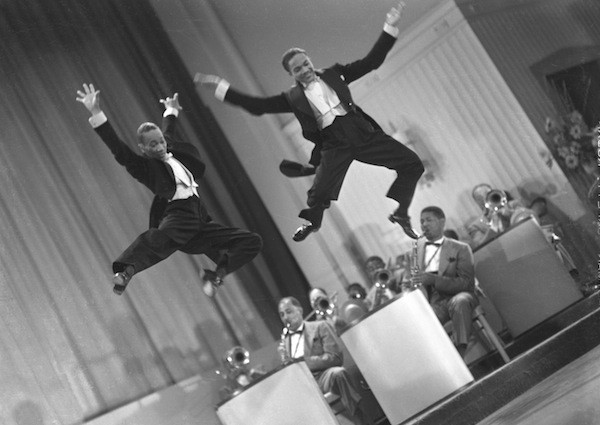 The Nicholas Brothers in Stormy Weather (Photo: Twilight Time)