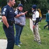 Occupy Charlotte: In Their Own Words: 'I'm here to help fight for the Democracy'