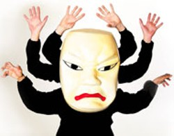 The Omimeo Mime Theatre presents Kabuki - Magic at Children's Theatre of Charlotte
