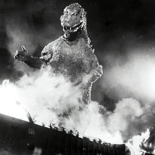 The original 1954 Gojira (Photo: Toho)