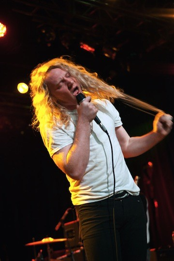 The Orwells at the Fillmore on March 2.