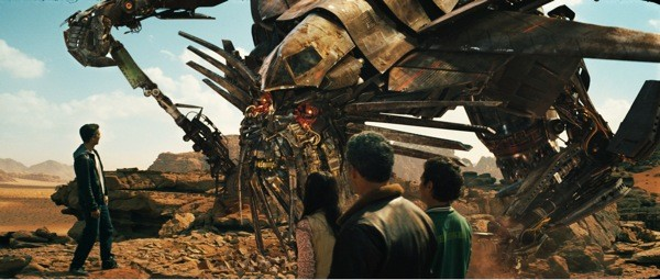 The Oscar-nominated Transformers: Revenge of the Fallen