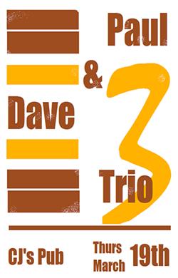 The Paul & Dave Trio