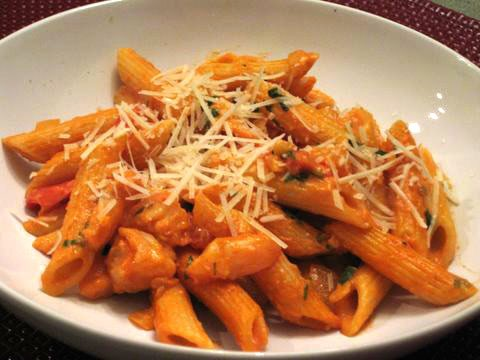 Recipe / Priscilla Tsai The Pioneer Woman's Penne a la Betsy