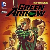 The Pull List (10/2/13): <em>Arrow</em> points up