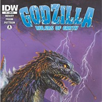 The Pull List (12/17/13): Godzilla, King of Monsters (and monster comics)