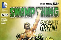 The Pull List (1/8/14): Entering the Swamp