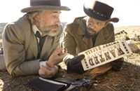 <i>Django Unchained</i> tosses off shackles of conventional filmmaking