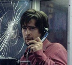 FOX - THE RING Colin Farrell sets the (dial) tone in - Phone Booth
