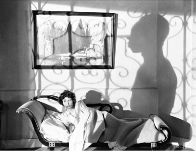 THE SHADOW KNOWS: Frances Dee awakens to the possibility that the living dead do exist in I Walked With a Zombie (Photo: Warner Bros.)