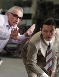 MIRAMAX - THE SKY'S THE LIMIT The Aviator, - directed by Martin Scorsese and starring Leonardo - DiCaprio, leads the pack with 11 Oscar nominations