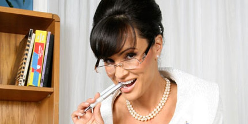 The stages of Lisa Ann