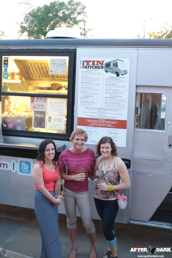 The Tin Kitchen was the food vendor of choice at CLs Birthday Bash at Birdsong Brewing on April 26.