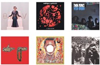 The top albums of 2014