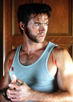 FOX - THE X FACTOR Hugh Jackman returns as Wolverine - in X2