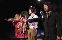Theater review: <em>Dream a Little Dream</em>