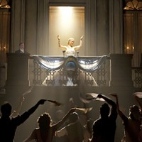 Theater review: Evita