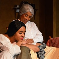 Theater review: Flyin' West