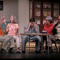 Theater review: Over the River and Through the Woods
