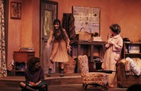 Theater review: <em>The Effect of Gamma Rays on Man-in-the Moon Marigolds</em>