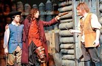 Theater review: <i>Treasure Island</i>