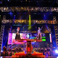 Theater review: We Will Rock You
