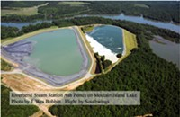 Coal ash is polluting our water as feds keep their hands off regs