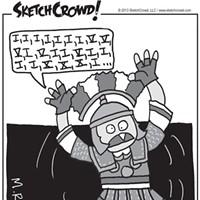 This week's SketchCrowd (Nov. 7)