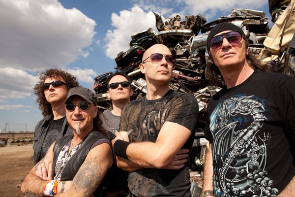 THRASH ORIGINATORS: Accept
