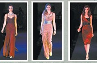 Three fashion designers from the Charlotte area to emerge at Charleston Fashion Week