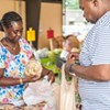 Three questions with Agnes Mbiya, owner of Divine Pies