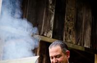 Three questions with Chef Troy Gagliardo