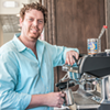 Three questions with Geoff Broomhead, owner of Ozpresso