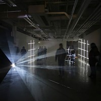 <i>Thresholds</i> exhibit turns McColl Center into a funhouse