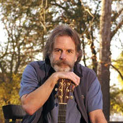 COURTESY OF ALVAREZ, A DIVISION OF ST. LOUIS MUSIC - THROWING STONES: Bob Weir