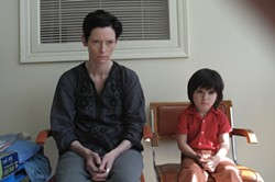 OSCILLOSCOPE LABORATORIES - Tilda Swinton and Rocky Duer in We Need to Talk About Kevin