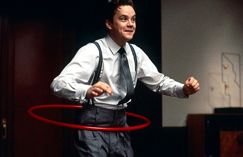 Tim Robbins in The Hudsucker Proxy (Photo: Warner Bros.)
