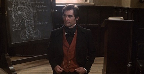 Timothy Dalton in The Doctor and the Devils (Photo: Shout! Factory)