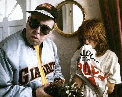 Timothy Spall and Jane Horrocks in Life Is Sweet (Photo: Criterion Collection)