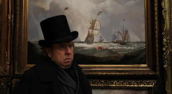 Timothy Spall in Mr. Turner (Photo: Sony Pictures Classics)