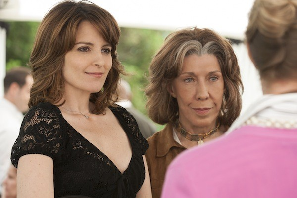 Tina Fey and Lily Tomlin in Admission (Photo: Focus Features)