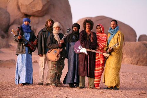 Tinariwen at LEAF