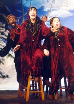 DONNA BISE - 'Tis the Season, a compilation of seasonal - celebrations from around the world will be performed - by the Taradiddle Players Dec. 10-19 at Children's - Theatre of Charlotte, 1017 E. Morehead St. For ages 3 - and up. Tickets are $10-$12. For further details call - 704-376-5745 or go to www.ctcharlotte.org - .