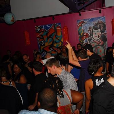 Dharma Lounge, 4/24/10