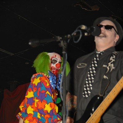 Zombie Night, 11/28/09